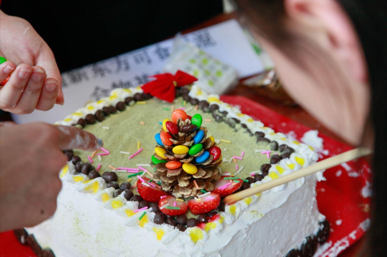 蛋糕大赛、微电影观后感征集